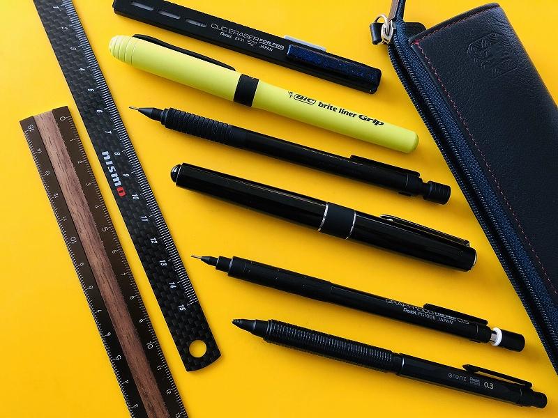 2020年 人気の筆記具シャーペン・ボールペン