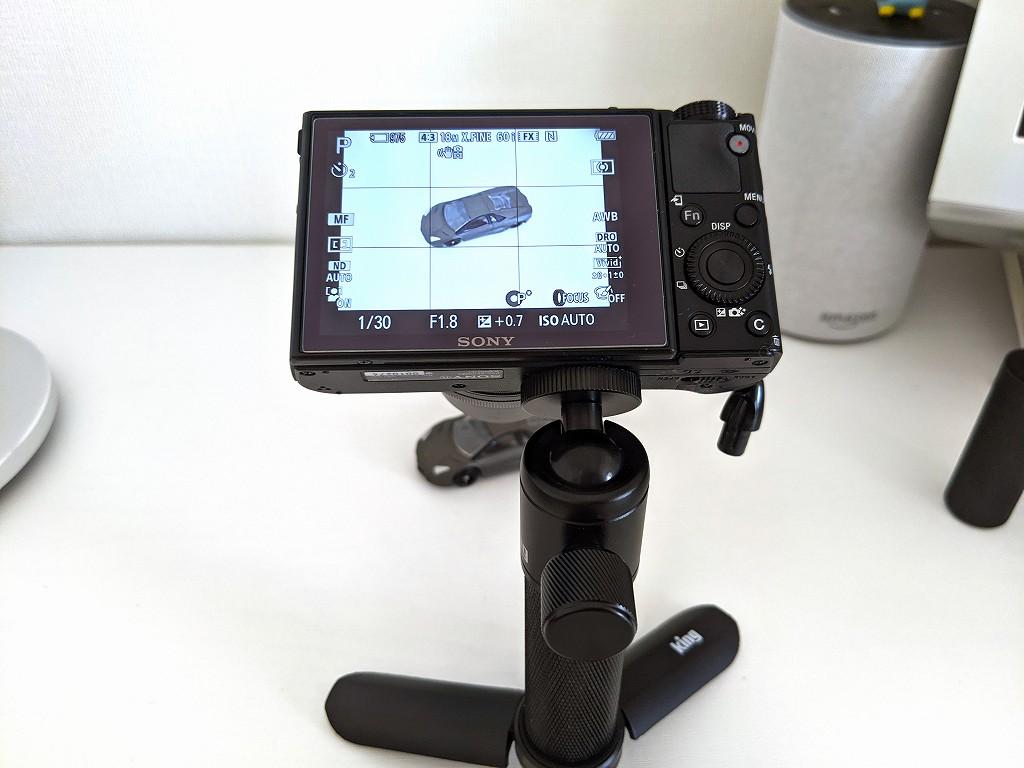 Type MHG-LONG カメラハンドグリップ
