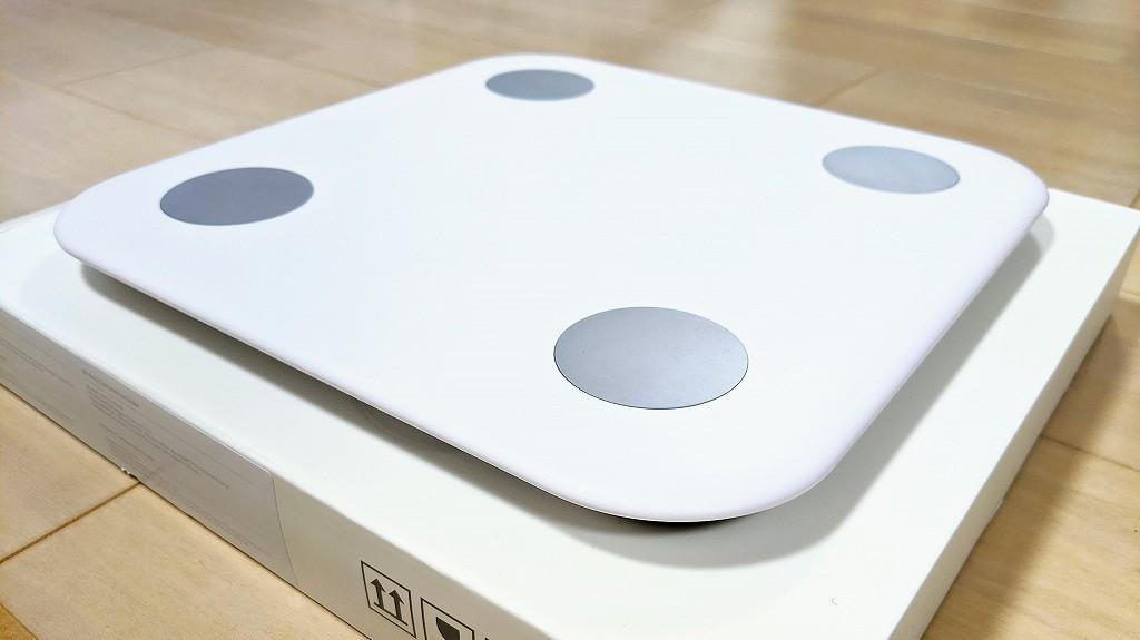 Xiaomi Mi body composition scale(XMTZC02HM)