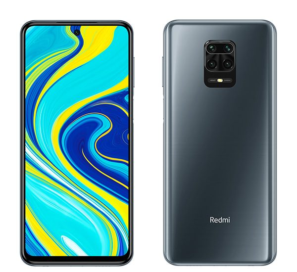 Redmi Note9S OCNモバイル