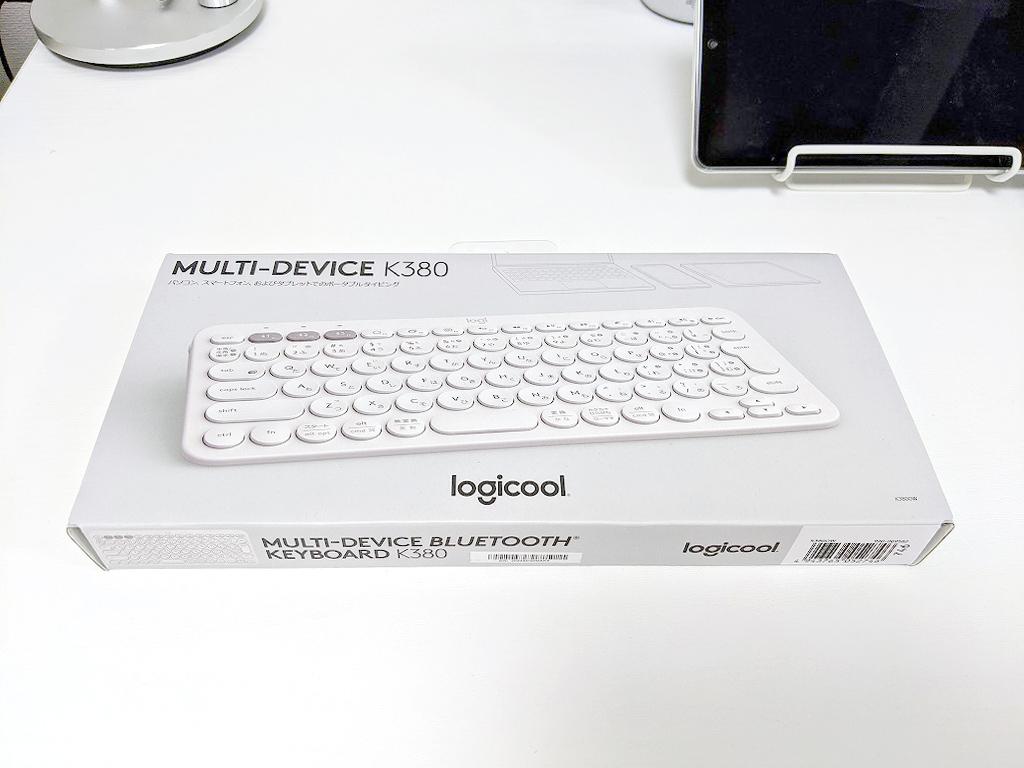 ロジクール K380 MULTI-DEVICE