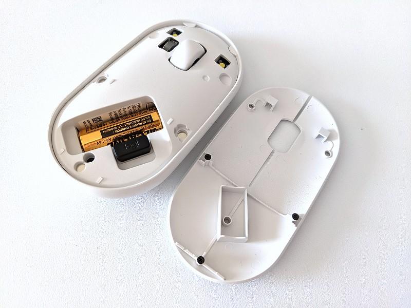 ロジクールPebbleワイヤレスマウスM350
