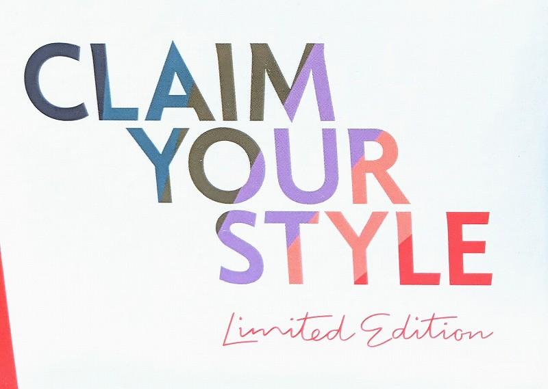 カランダッシュ849 クレーム・ユア・スタイル エディション3(Caran d'Ache Claim Your Style)