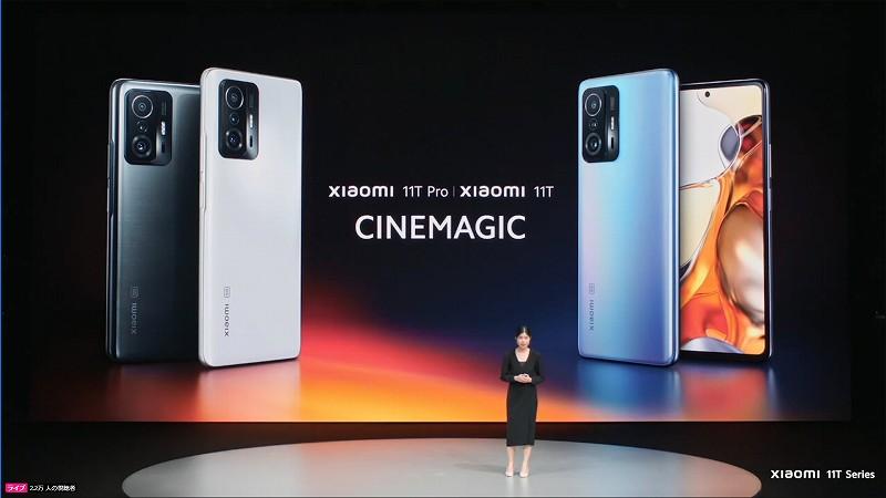 xiaomi11TとZenfone8flip